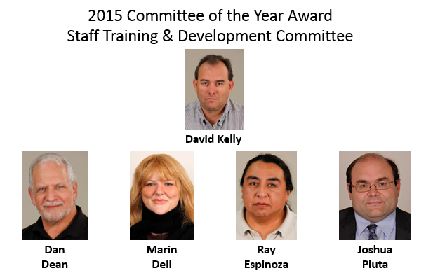 committee of the year